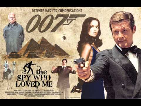 Bond 77 - The Spy Who Loved Me version of James Bond theme ...The Spy Who Loved Me Soundtrack Youtube