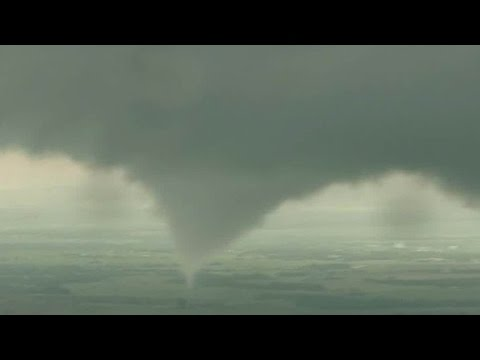 Breaking News: Tornado reported in Kansas and Oklahoma