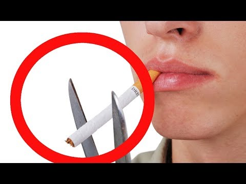 21 Amazing Things Happen When You Stop Smoking!