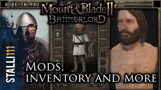 ►Mount & Blade II: Bannerlord | Character Creator, Inventory and Modding within Bannerlord