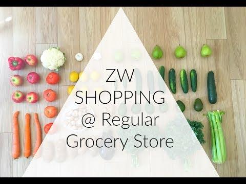 Grocery Shopping Haul | Zero Waste