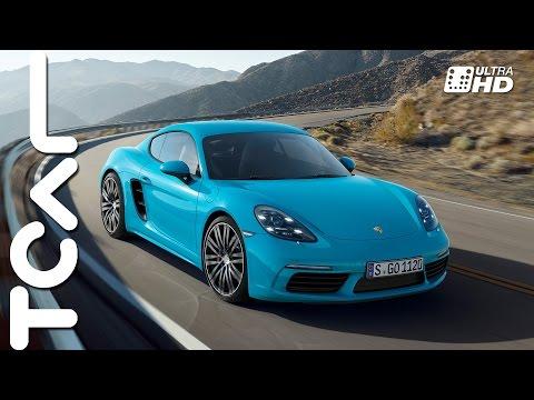 [4K] Porsche 718 Cayman S 瑞典賽道試駕 - TCAR