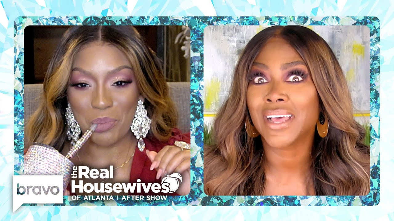 Drew Sidora Claps Back at Kenya Moore and Calls Her a Bully | RHOA After Show (S13 Ep12)