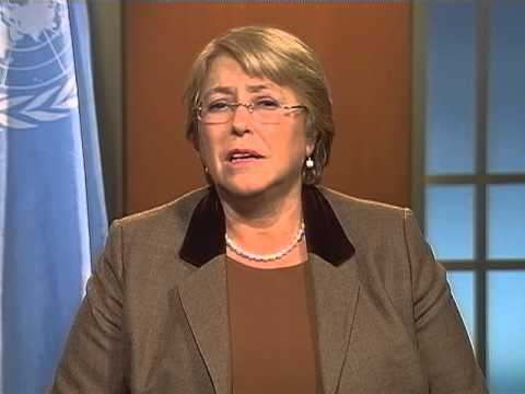 International Women's Day 2013 - Message from UN Women Executive Director Michelle Bachelet