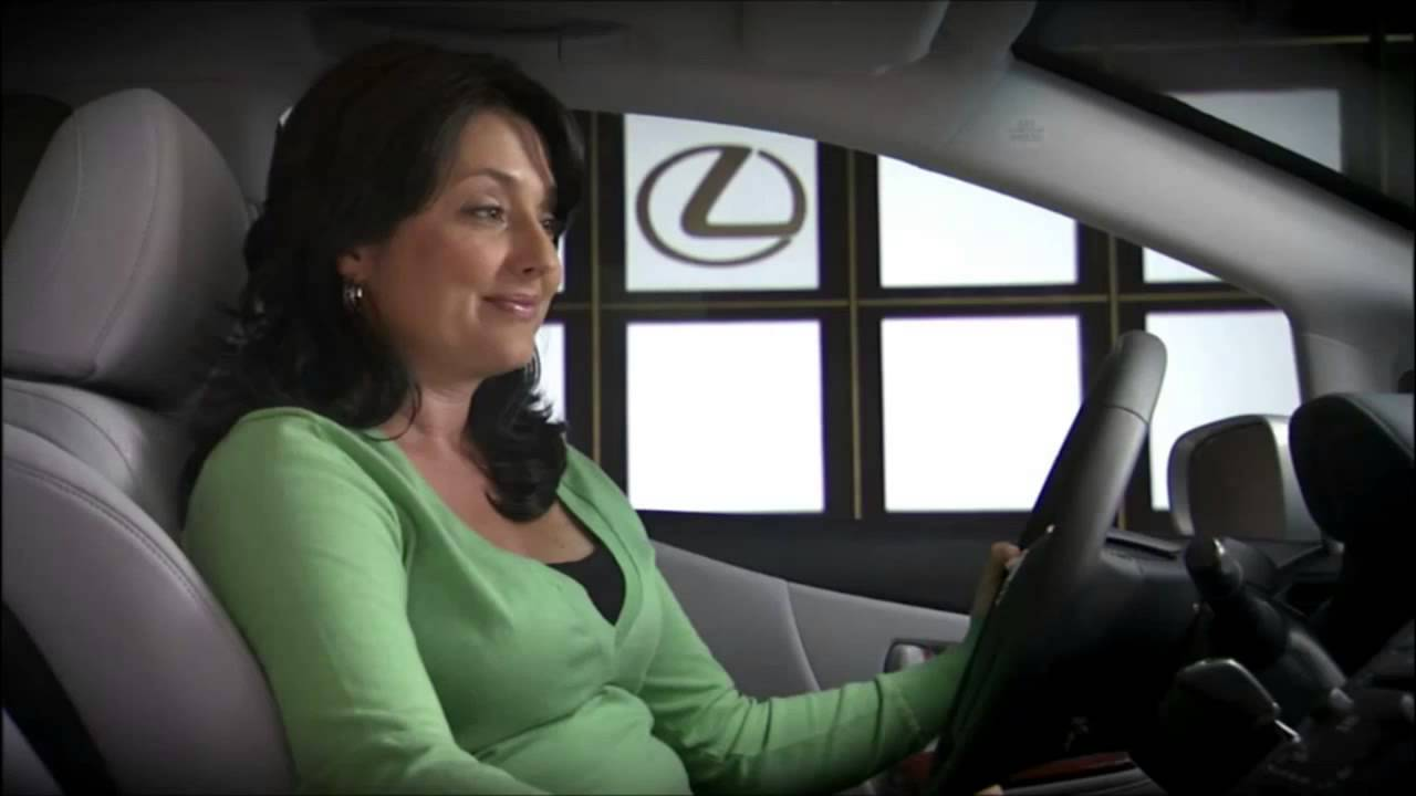 Lexus Enform With Safety Connect Youtube