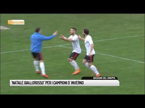 """TG BASSANO (13/12/2018) - """"NATALE GIALLOROSSO""""..."""