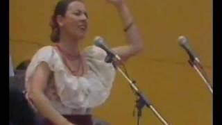 Para amar en tiempo de guerra-amparo ochoa-abril en managua