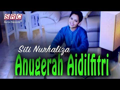 Siti Nurhaliza - Anugerah Aidilfitri (Official Music Video - HD)
