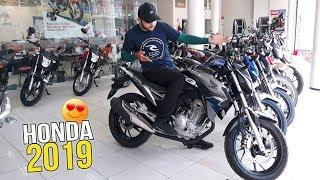 Cb Twister 250 2019 E Outras Motos Na Honda