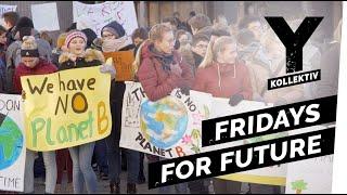 Fridays For Future – SchülerInnen streiken, um die Welt zu retten
