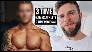 The CROSSFIT GAMES athlete nobody knows about?!