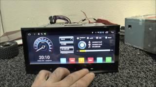 Штатная магнитола головное устройство на Android 4.4 Volkswagen Touareg, Multivan T5(, 2016-05-24T06:46:22.000Z)