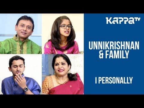 Unnikrishnan & Family - I Personally - Kappa TV