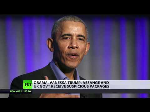 Obama latest in line of political figures who've received 'white powder' packages