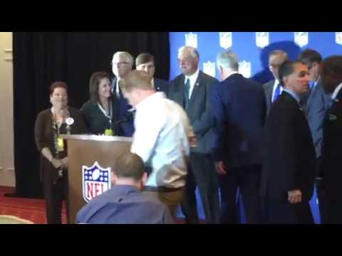 Stephen Ross, Rodney Barreto After Miami Wins 2020 Super Bowl