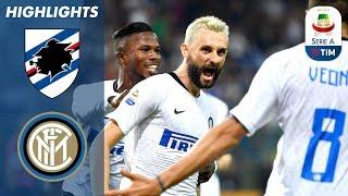 Sampdoria 0-1 Inter   Rete vincente di Brozović al 94'!   Serie A