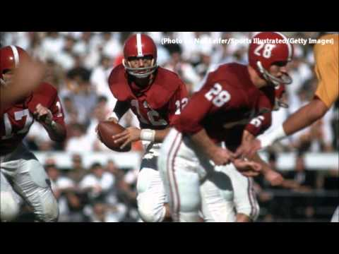 Joe Namath Discusses Alabama Football, Remembers Bear Bryant