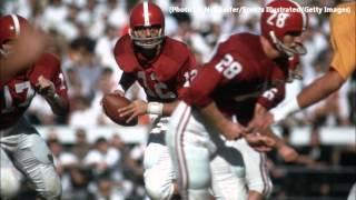 Joe Namath Discusses Alabama Football, Remembers Bear Bryant