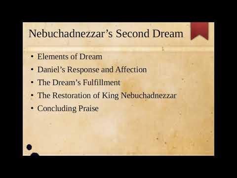 The Testimony of Nebuchadnezzar