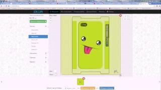Создай свой дизайн чехла для iPhone / iPad / Samsung / HTC(Создай свой дизайн чехла для телефона - просто загрузи свои картинки, фотографии и размести их на чехле...., 2014-05-22T10:28:42.000Z)