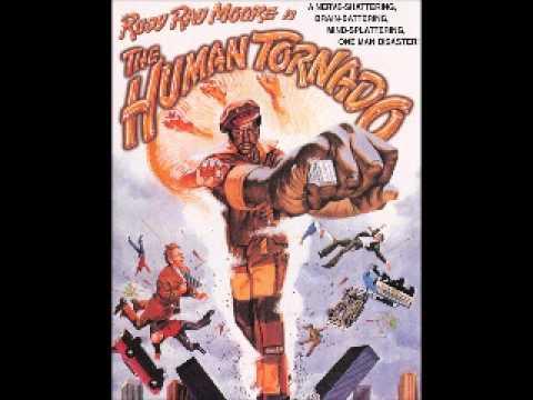 Rudy Ray Moore- The Human Tornado