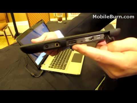 Toshiba Android 3.0 Honeycomb tablet