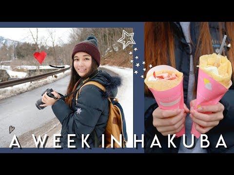 ❄️ A Week In Hakuba, Japan   Christmas Winter Wonderland!! ❄️   Japan Vlog 2.1