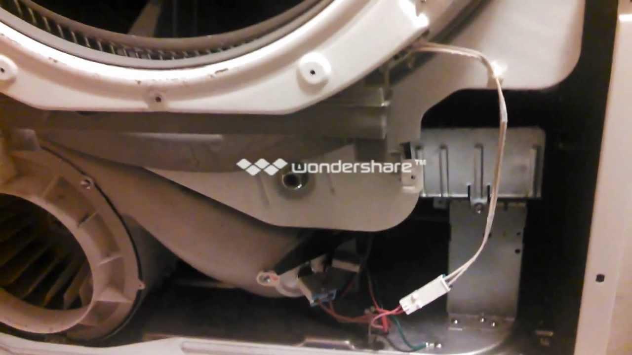 samsung dryer belt model dv219aew xaa youtube