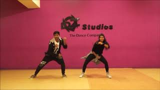 Gambar cover DZe Dance Studios- Harsha-Ravali Hip hop free style- Move your Body | Choreo Harsha