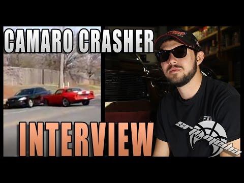 CAMARO CRASH OKC C&C INTERVIEW with THE MAN HIMSELF!