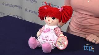 Lil Raggedy Ann Friendship Doll from Aurora