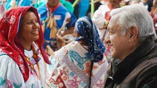 Diálogo con pueblos indígenas, desde Mezquitic, Jalisco