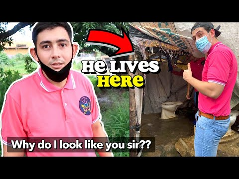 Changing a Struggling FILIPINO-AMERICAN'S Life FOREVER! 🇵🇭 (Very Emotional)🙌