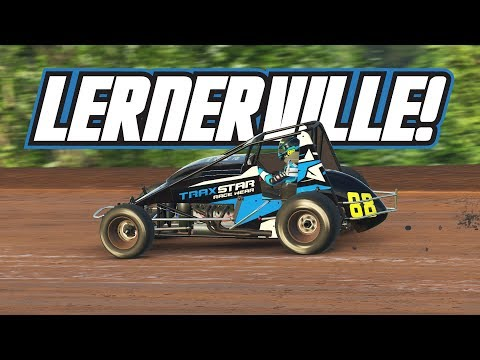 iRacing: Lernerville Preview - All Dirt Cars!