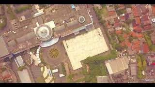 Margo City Depok Aerial Footage