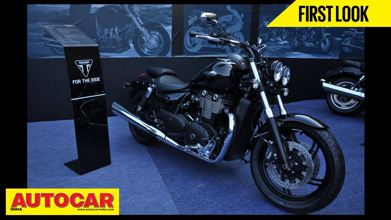 Triumph Motorcycles In India Launch Video Review Autocar India