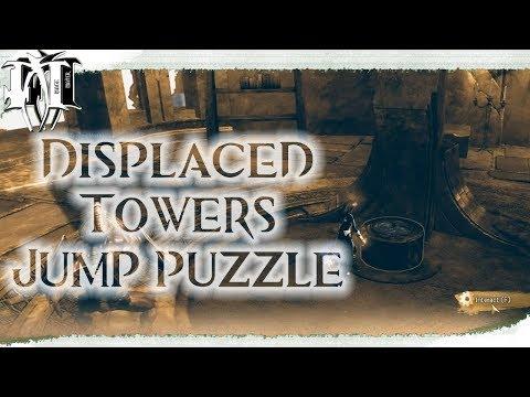 Displaced Tower JP Easy Map Daily - Смотреть видео бесплатно онлайн
