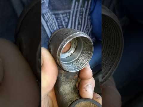 видео: Рулевые наконечники