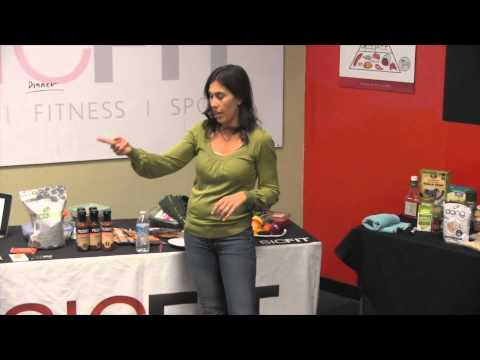 "SICFIT ""Food is Fuel"" Nutrition seminar"