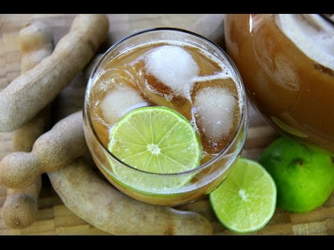 how to make tamarindo drink