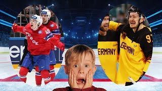 Хоккей Норвегия Германия Чемпионат мира по хоккею 2021 в Риге итог и результат