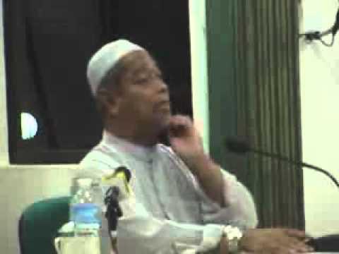 Anak Anak Rasulullah Prof Madya Dr Hj Abd Aziz Bin