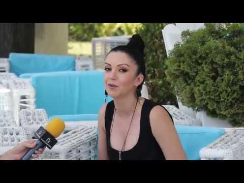 Антонина, Христо Шопов и Лилия Маравиля в Plovdiwood TV&WEB SHOW