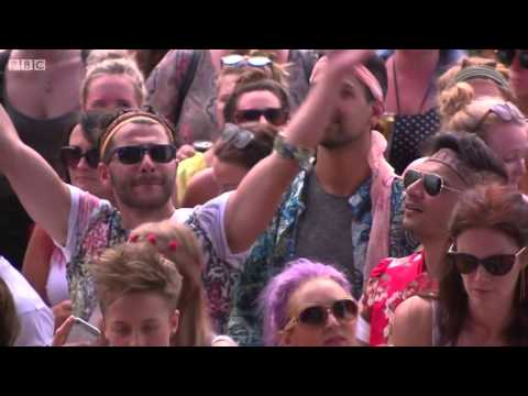 Glastonbury 2015 - Ella Eyre (Full Set)