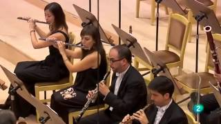 Sharon Kam with Madrid Radio RTVE -  Weber concerto No. 2 Second movement- Andante con moto