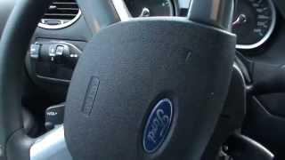 Как снять руль на Форд Фокус 2