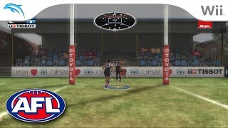AFL: Game of the Year Edition (AUS) | Dolphin Emulator 5.0-7346 [1080p HD] | Nintendo Wii