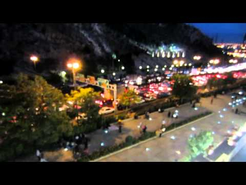 An Evening in Shiraz | Street Scenes | Travel to Iran 2012