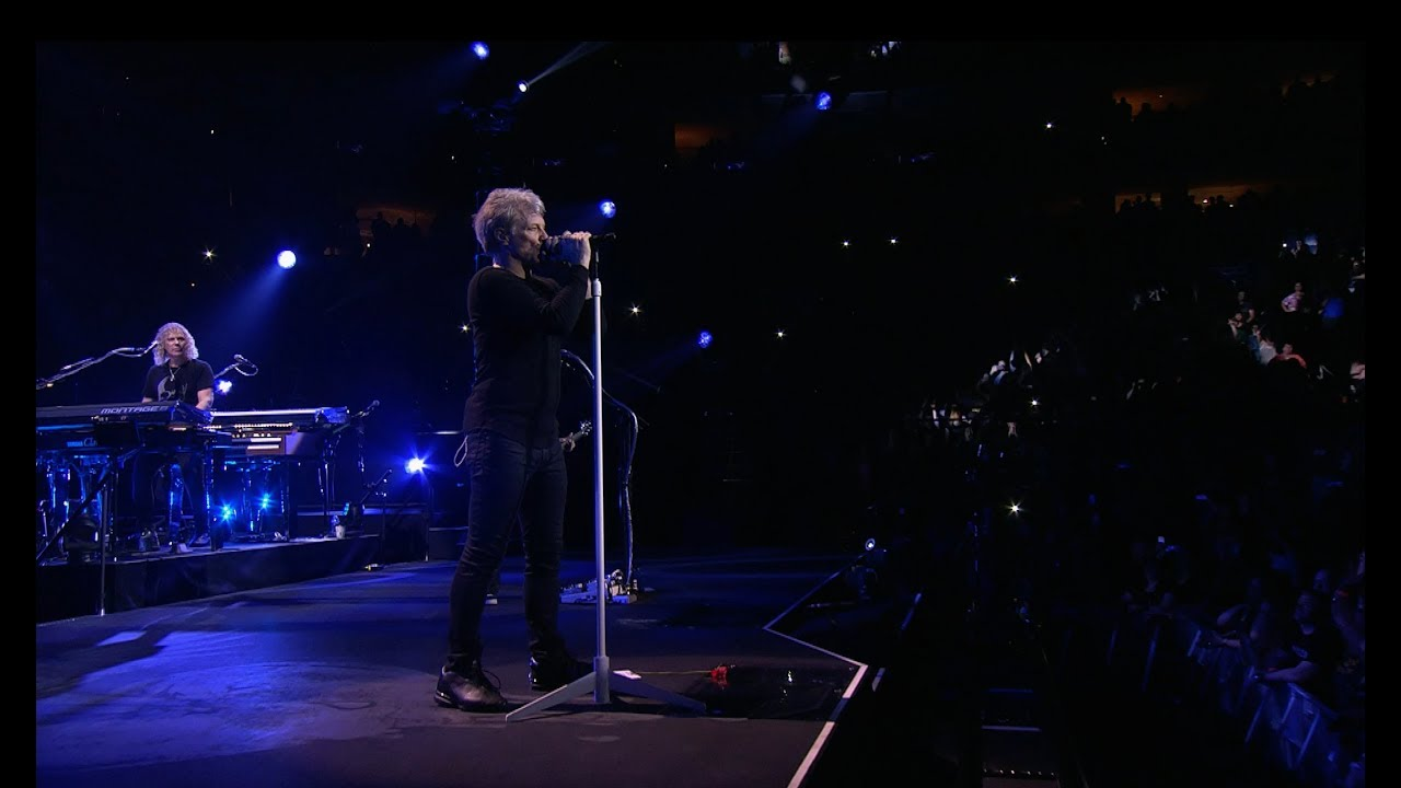 Bon Jovi: Livin' On A Prayer - 2018 This House Is Not For Sale Tour