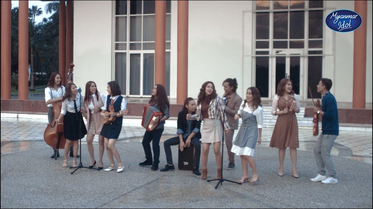 Myanmar Idol Season 4- 2019|Top 11 Theme Song Music Video